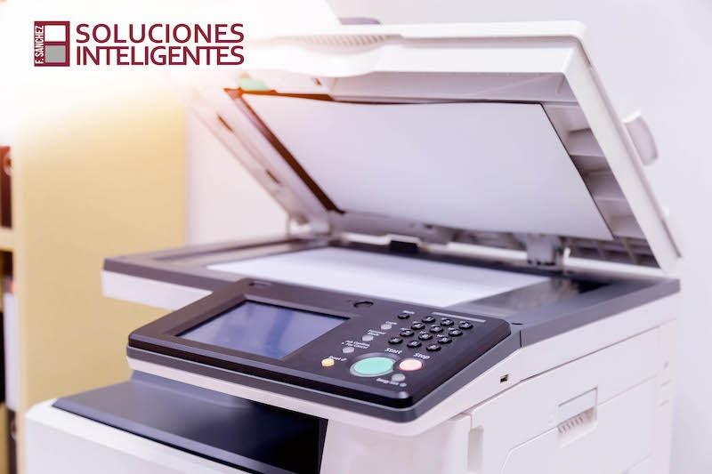 Impresora láser, tinta y led en Murcia