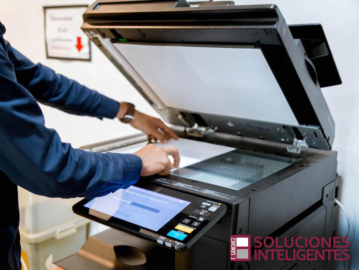impresión láser y tóner en Murcia. Venta y renting de impresoras